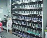 Farmington Hills Collision Shop - Paint Shop